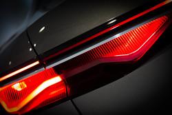 Rear lights detail