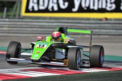 Moritz Mueller-Crepon, Jenzer Motorsport at the Red Bull Ring