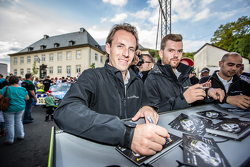 #2 Black Falcon Mercedes-Benz SLS AMG GT3: Yelmer Buurman, Andreas Simonsen