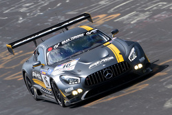 #16 HWA AG车队梅赛德斯AMG GT3:本德·施耐德、托马斯·耶格尔、扬·塞法特