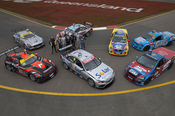 Erebus Motorsport team photo