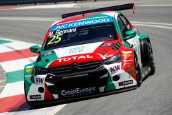 Mehdi Bennani, Citroën C-Elysée WTCC, Sebastien Loeb Racing