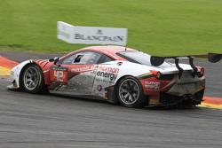 #42 Sport Garage Ferrari 458 Italia: Christophe Hamon, Tony Samon, Luc Paillard