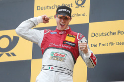 Race winner Miguel Molina, Audi Sport Team Abt Audi RS 5 DTM