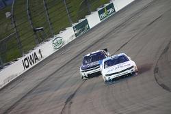 Brennan Poole, HScott Motorsports and Brian Scott, Richard Childress Racing Chevrolet