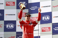 Third place Lance Stroll, Prema Powerteam Dallara Mercedes-Benz