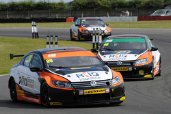 Jason Plato, Aron Smith and Colin Turkington, Team BMR
