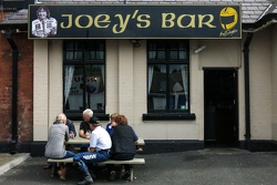Joey's Bar in Ballymoney, North Ireland