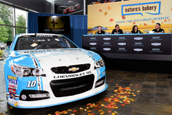 Danica Patrick sponsorship announcement