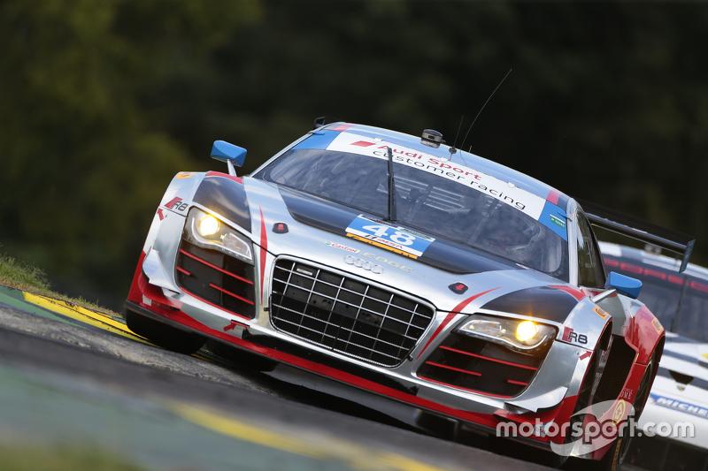 TUSC Paul Miller Audi Takes Pole Position At Virginia International - Paul miller audi