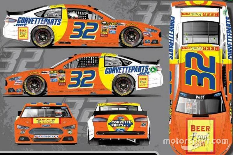 Josh Wise, Go FAS Racing Ford