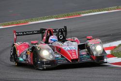 萨德莫兰德车队43号摩根LM P2 EVO赛车:皮埃尔·拉格斯、奥利弗·韦伯、佐尔·安贝格