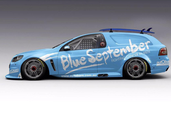 Triple Eight Race Engineering Sandman car