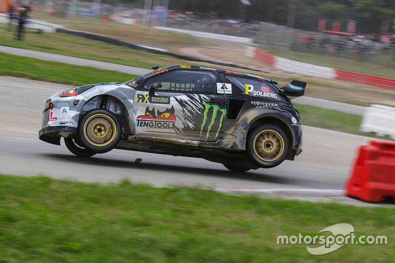 petter solberg sdrx citro n ds3 rx world rx france photos world rallycross. Black Bedroom Furniture Sets. Home Design Ideas