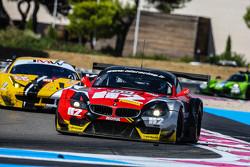 TDS车队59号宝马Z4 GT3:Eric Dermont, Franck Perera, Dino Lunardi