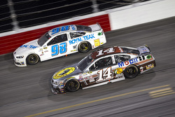 Josh Wise and Tony Stewart, Stewart-Haas Racing Chevrolet