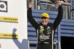 Tom Ingram, Speedworks celebrates his maiden BTCC Podium