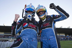 Chaz Mostert and Mark Winterbottom, Prodrive Racing Australia Ford