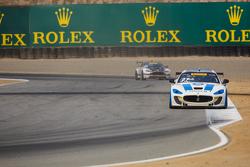 #27 Maserati GranTurismo Maserati Corse: Derek Hill