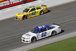 Timmy Hill and Kyle Larson, Chip Ganassi Racing Chevrolet