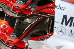 McLaren Mercedes, bodywork