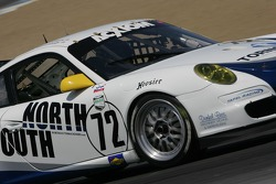 #72 Tafel Racing Porsche GT3 Cup: Nathan Swartzbaugh, Andrew Davis