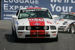 #4 Blackforest Motorsports Mustang GT: Valerie Limoges, Travis Walker