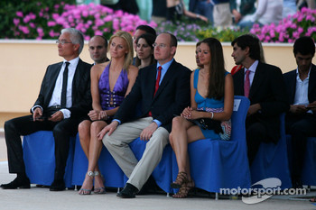 Amber Fashion: Albert II, Prince of Monaco