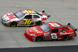 Dale Earnhardt Jr. and Greg Biffle
