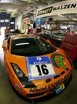 Lambo Racing Lamborghini Gallardo GTR