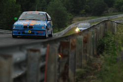 #204 Dürener Motorsport Club BMW 325 E36: Brian Lambert, Richard Bull, Joe Ward, Bernd Schmitt