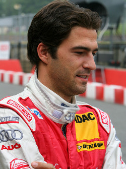 Lucas Luhr, Audi A4 DTM, Audi Sport Team Rosberg