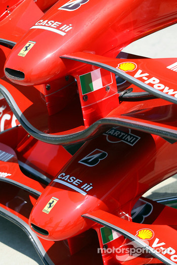 Feature, Ferrari Nose