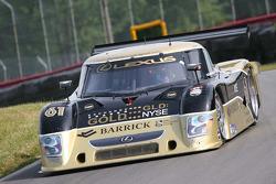 #61 AIM Autosport Lexus Riley: Mark Wilkins, Brian Frisselle, Burt Frisselle