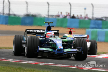 Rubens Barrichello, Honda Racing F1 Team, RA107, Ralf Schumacher, Toyota Racing, TF107