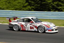 #64 TRG Porsche GT3 Cup: Jim Lowe, Jim Pace