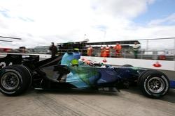 Christian Klien, Test driver, Honda Racing F1 Team