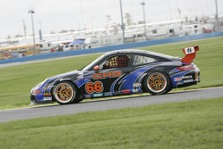 #66 TRG Porsche GT3 Cup: Andy Lally, RJ Valentine