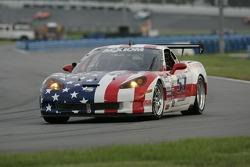#57 Stevenson Motorsports Corvette: Marc Bunting, Dominic Cicero II