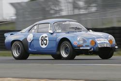 85-Denis Marionneau-Alpine A110/1800