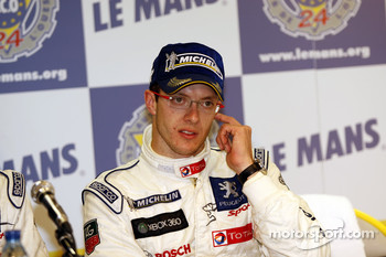 Post-race press conference: Sbastien Bourdais