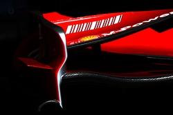 Scuderia Ferrari, F2007, Front wing detail
