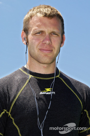 Ed Carpenter pre-race face