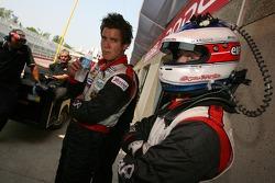 Dominik Farnbacher and Bryce Miller