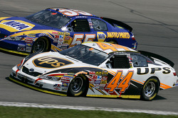 Dale Jarrett and Michael Waltrip