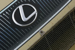 Detail of #61 AIM Autosport Lexus Riley