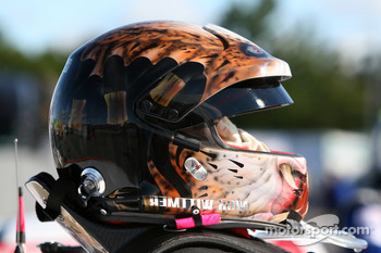 Helmet of Nick Wittmer