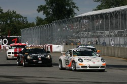#89 Ranger Sports Racing Porsche 997: Frank Rossi, Marcelo Abello, Barry Ellis