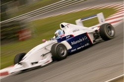#4 Tom Gladdis (GB) Team BRD Formula BMW FB2