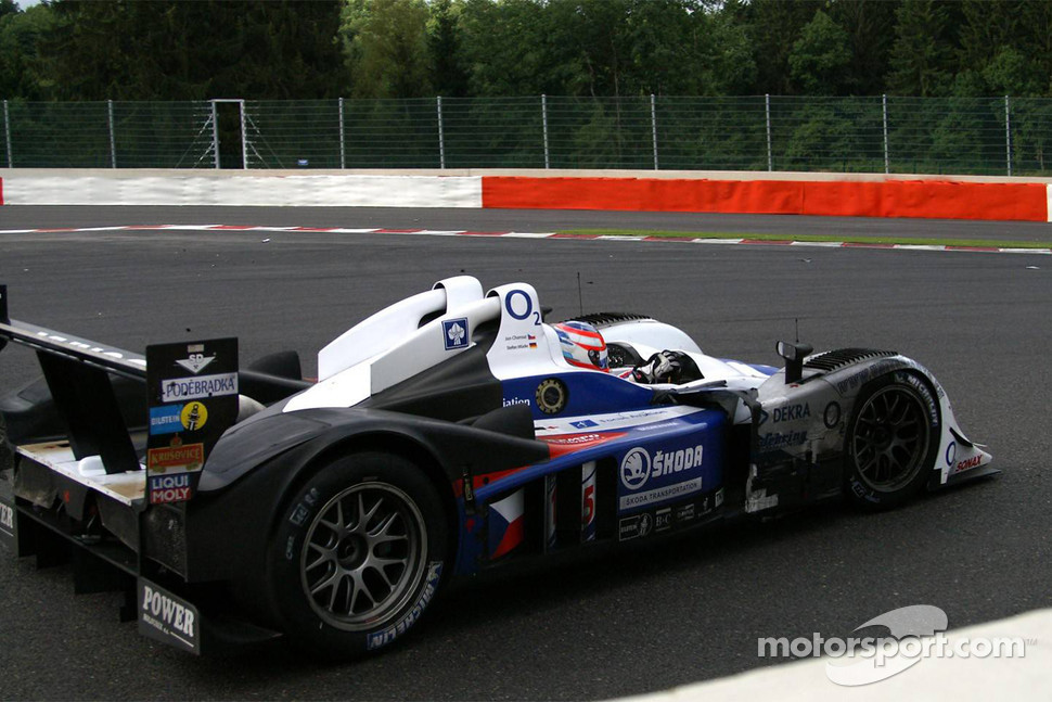 Showing a real potential #15 Charouz Racing System Lola B07/17